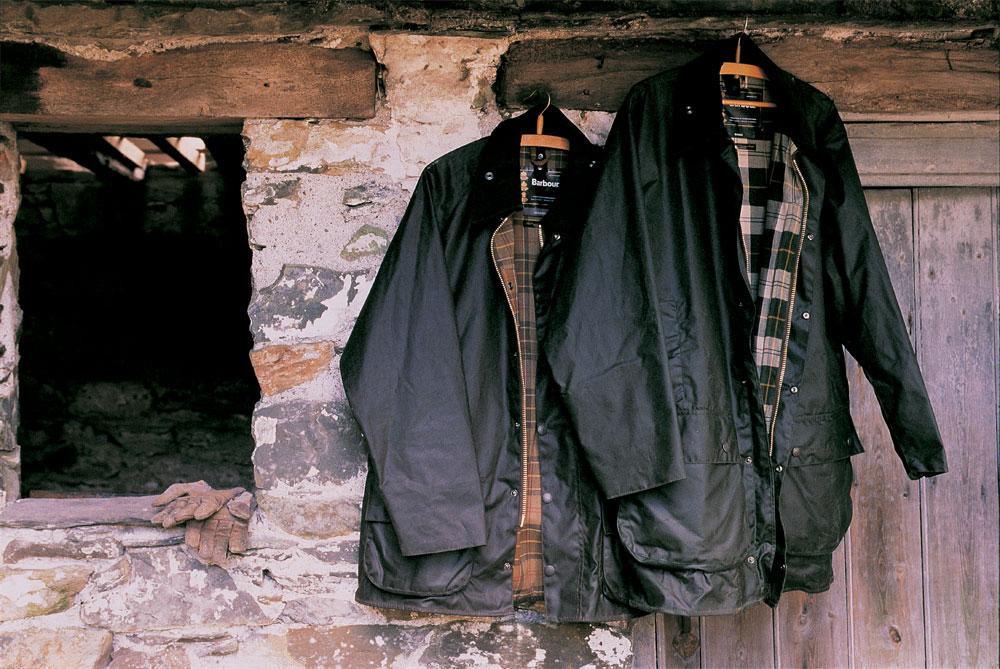 Barbour Beaufort Jackets
