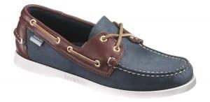 Sebago Spinnaker Mens Boat Shoe