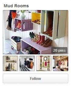 Mud Rooms Pinterest