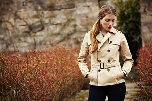 Barbour Sycamore Ladies Trench