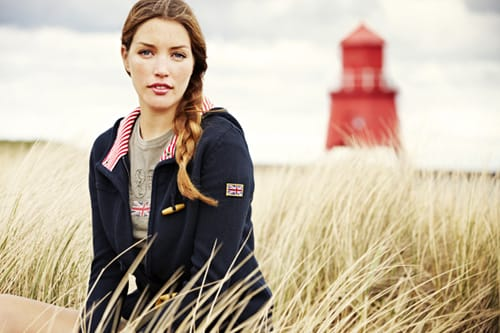 Barbour Irthing Ladies Duffle Cardigan