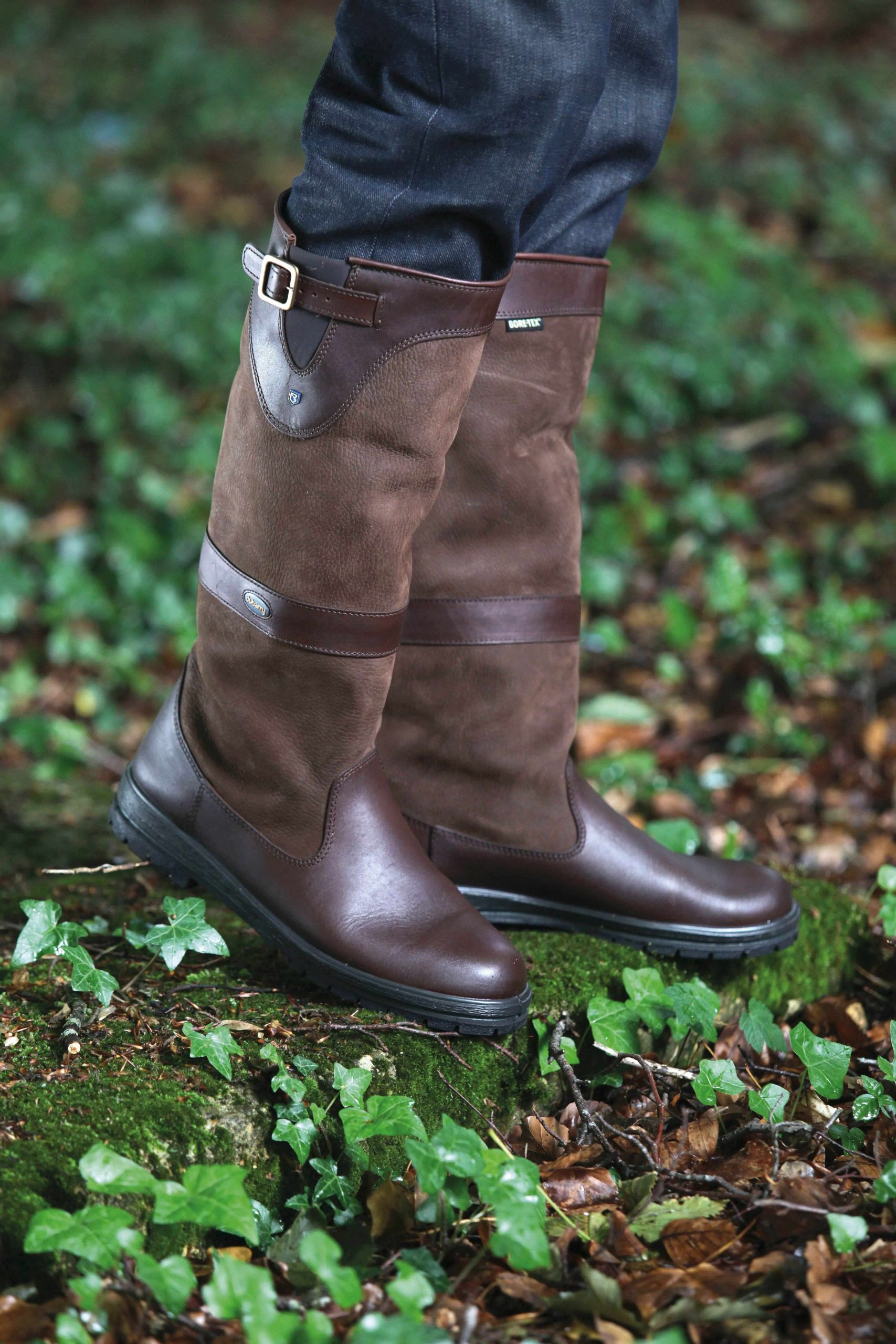 dubarry boots side view
