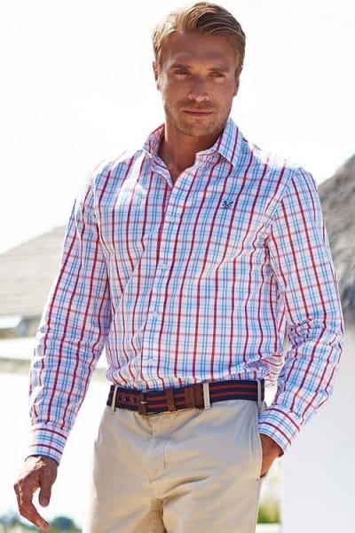 Crew Clothing Lydford Mens Shirt
