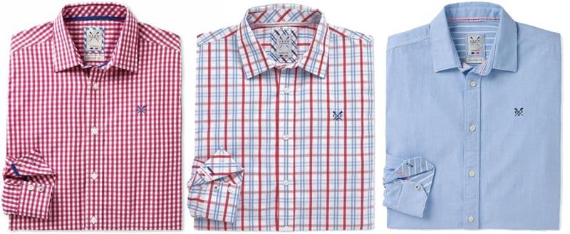Men's Crew Shirts