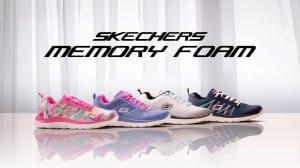 Skechers Memory Foam Commercial