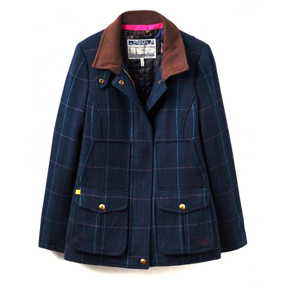 Joules Fieldcoat Tweed Ladies Jacket