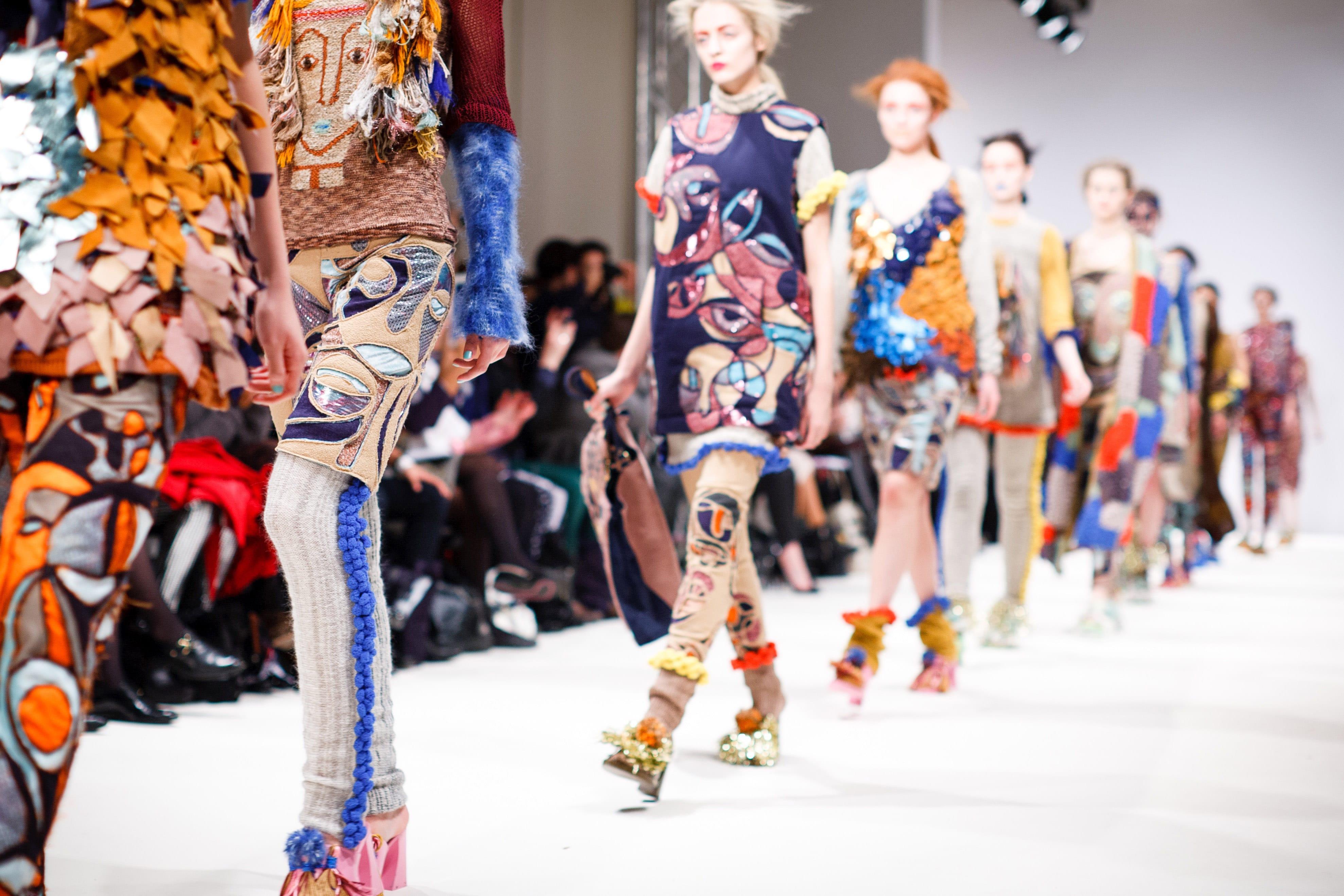 CHO celebrates Graduate Fashion Week 2017!