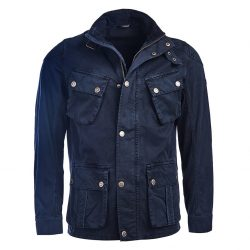 Barbour International Rumble Casual Mens Jacket