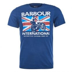 Barbour International Jump Jack Mens Tee