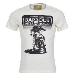 Barbour International Steve McQueen Camber Mens Tee