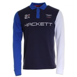 Aston Martin Racing 24HR Multi Mens L/S Polo (AW16)