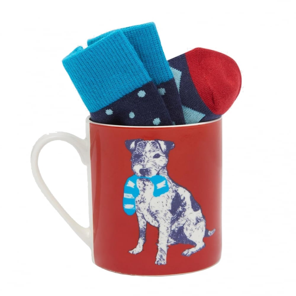 sock mug gift