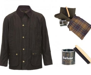 How to Care for Your Barbour Wax Jacket