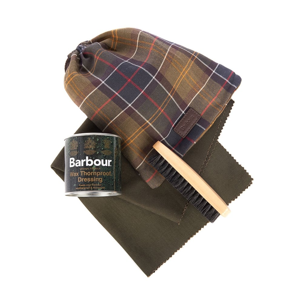 care for barbour wax jacket
