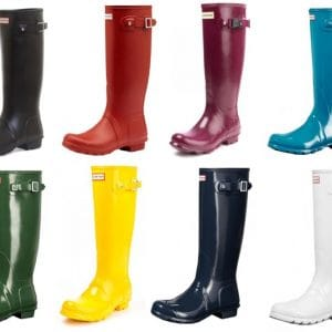 Expert Hunter: How to Style Hunter Wellies