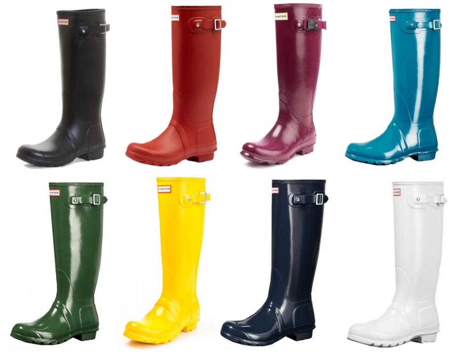 Expert Hunter How To Style Wellies