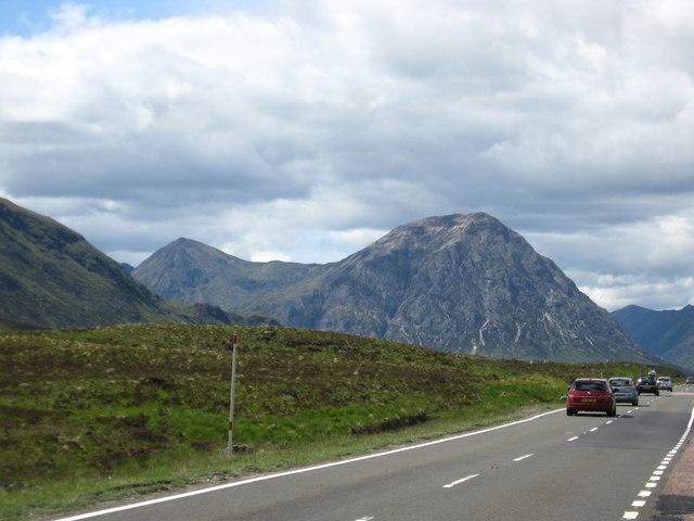 Scotland A82 motorcycling