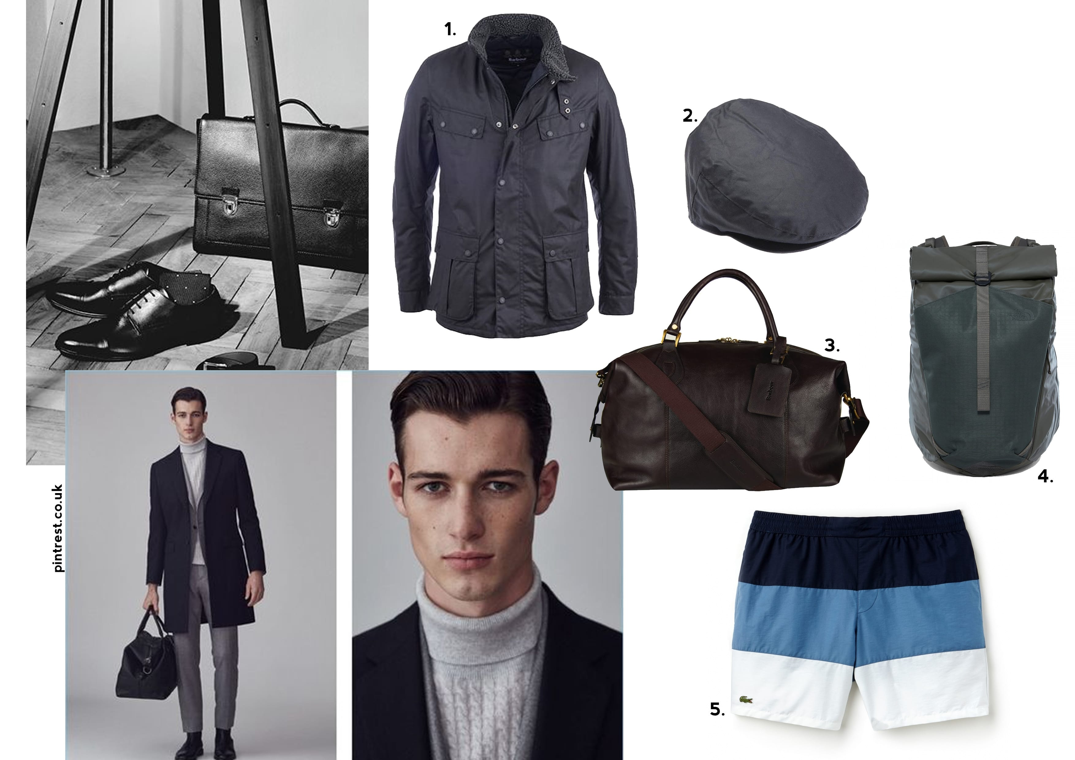 JP, MIC, Made in Chelsea, Fathers Day 2018, Gift Guide, Style Guide, Celebrity, Style Savvy, Father of the year 2018, Hunter, Barbour, Lacoste, The North Face