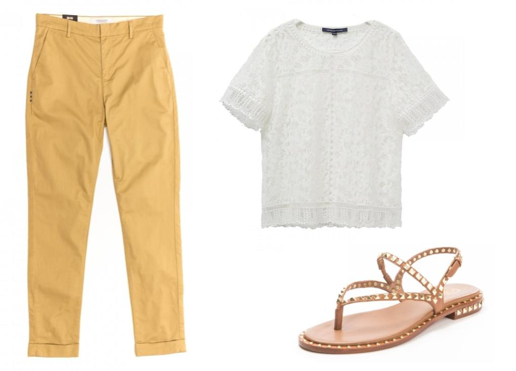 what to wear to a garden party casual