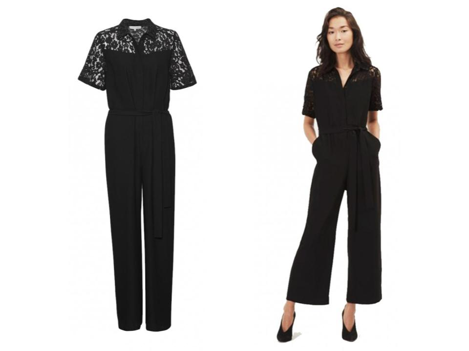 what to wear to a winter wedding jumpsuit