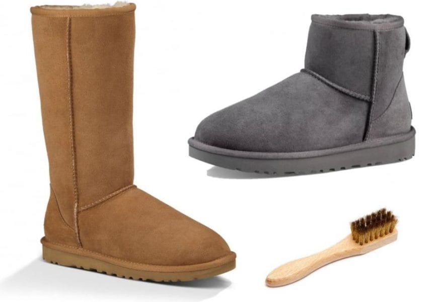 How to Clean UGG Boots: A Step-by-Step Guide