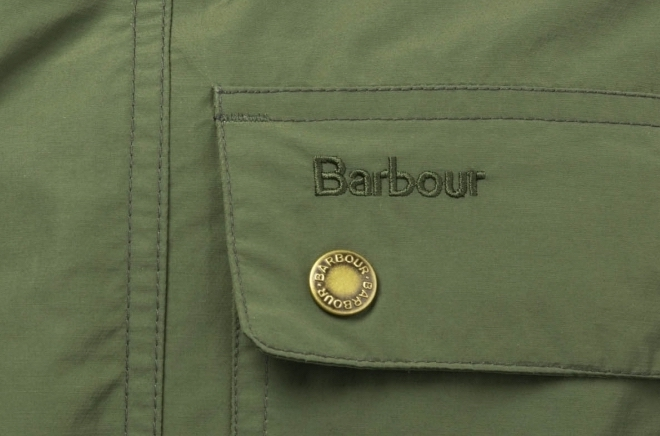 spot a fake barbour jacket buttons