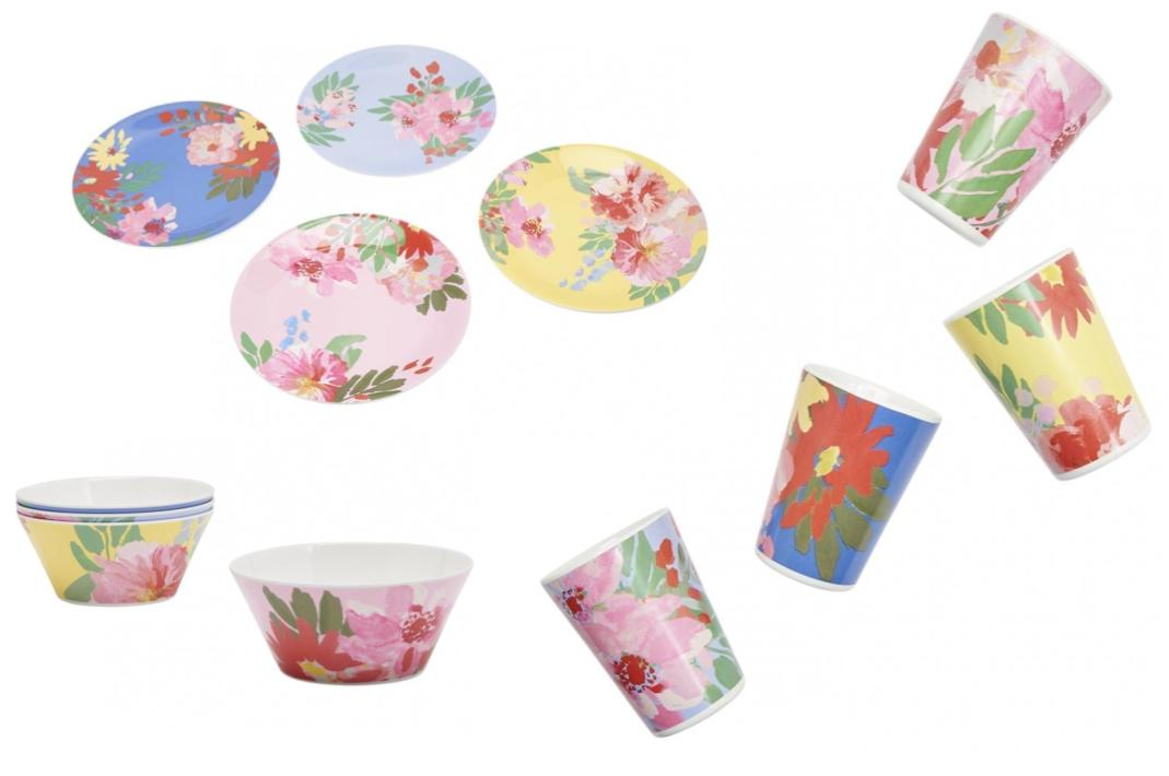 What to take on a picnic melamine plates packing list