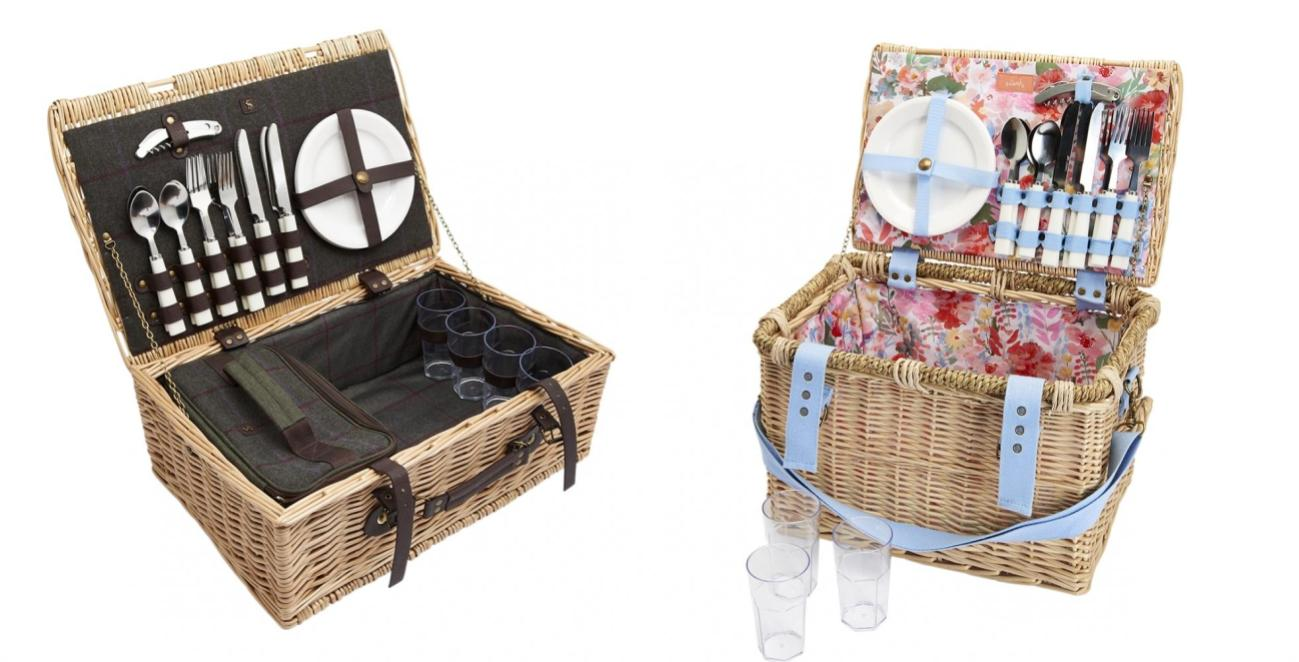 What to take on a picnic wicker picnic baskets packing list