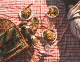 what to take on a picnic packing list
