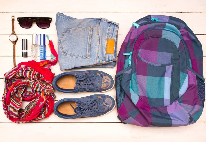 How to Pack a Cabin Bag [and which type of bag to choose]
