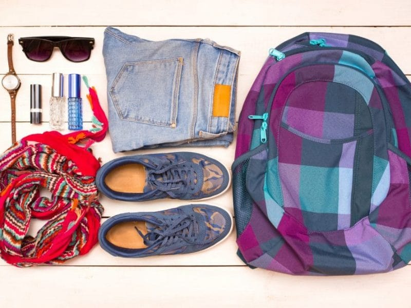 how to pack a cabin bag carry on backpack what to pack