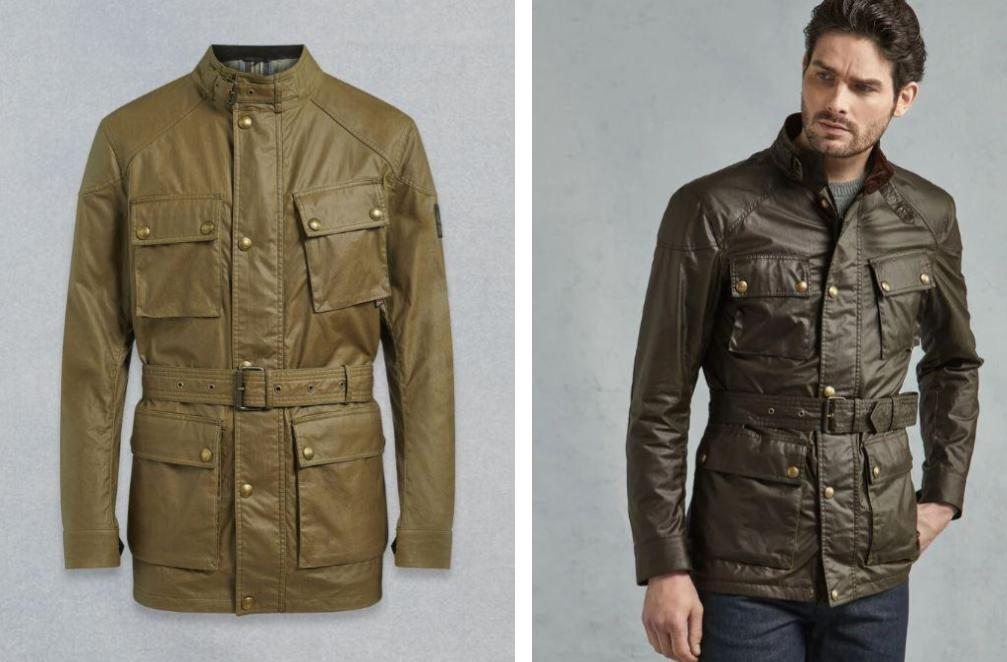 where are belstaff made