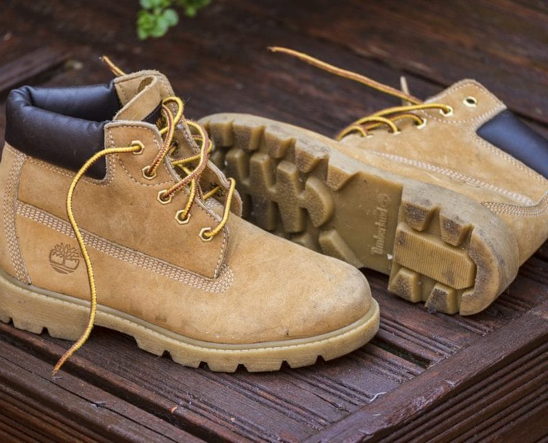 how to clean timberland boots step by step
