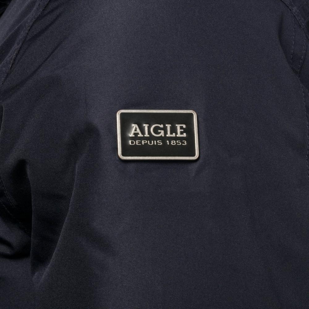 f945d901db17 Aigle Aigle ROCKYFIELD MTD Mens Parka