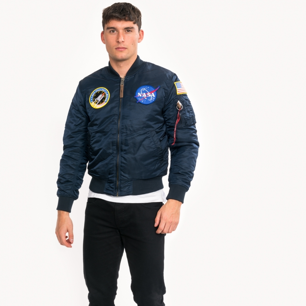 Alpha Industries Alpha MA VF NASA Industries 1 Jacket Mens reCxodB