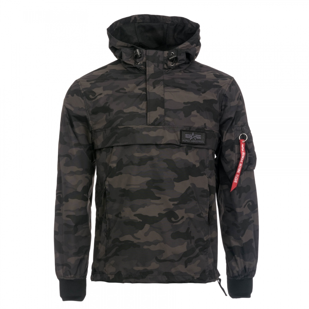 Lw Anorak Jacket Industries Mens Alpha Apha Teflon ukZiOPXT