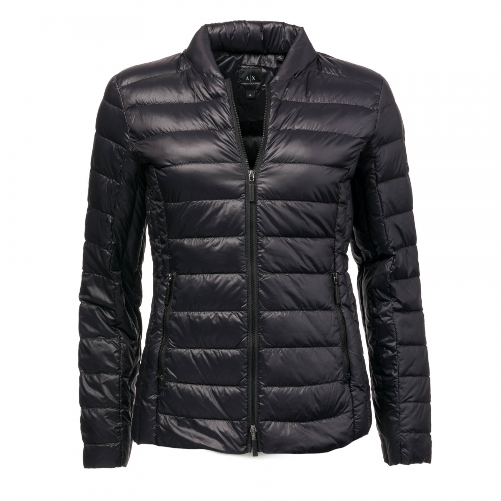 a0757345 Armani Exchange Armani Womens Puffer Jacket 8NYB01