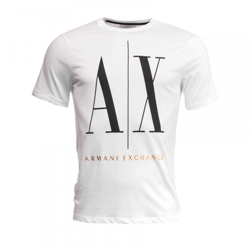 ad77870038 Armani Exchange Armani Mens T-Shirt 8NZTPA
