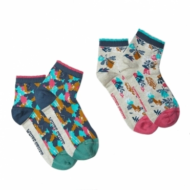 Artist Mark Making Womens Socks 2 Pack