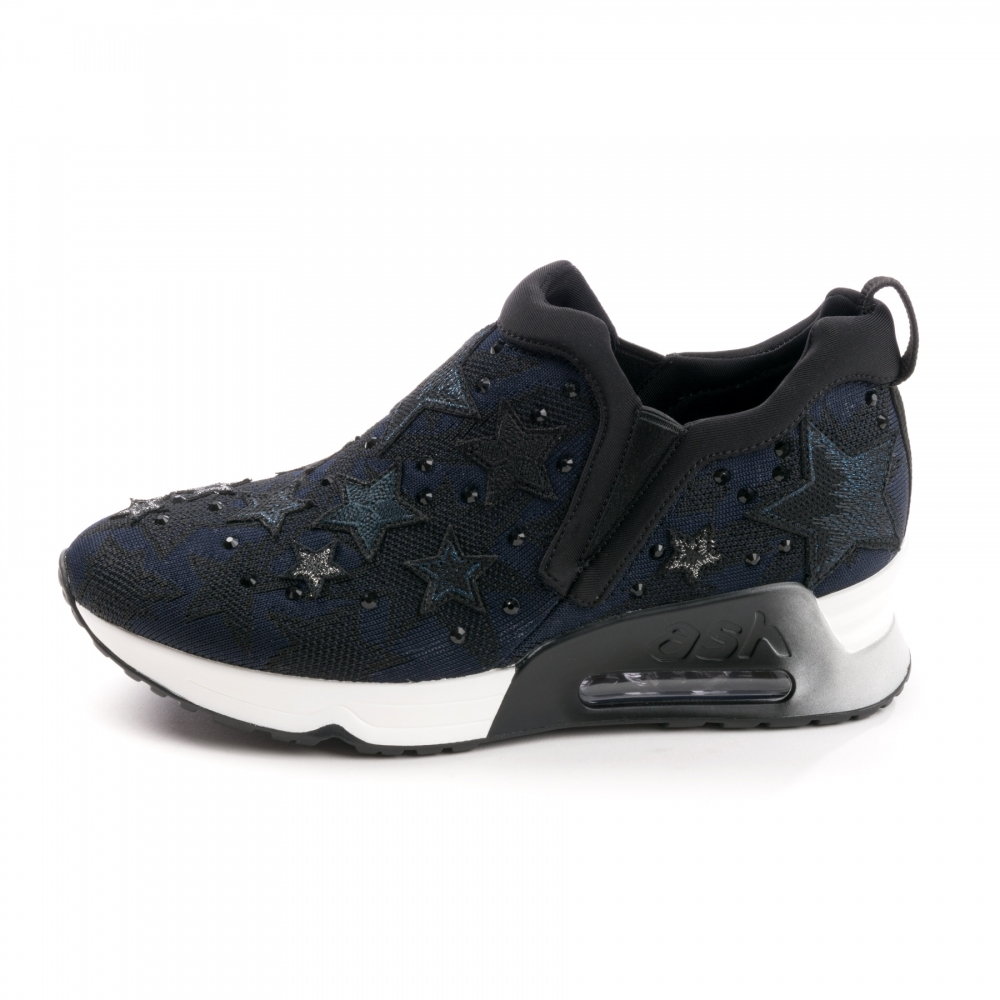7419fec4588 ASH Lifting Star Knit Womens Trainers - Footwear from CHO Fashion ...