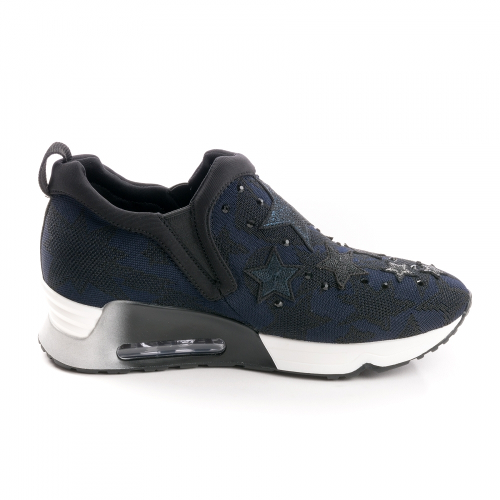 6319e050bce ASH Lifting Star Knit Womens Trainers - Footwear from CHO Fashion ...