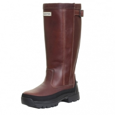 Balmoral Leather Boot