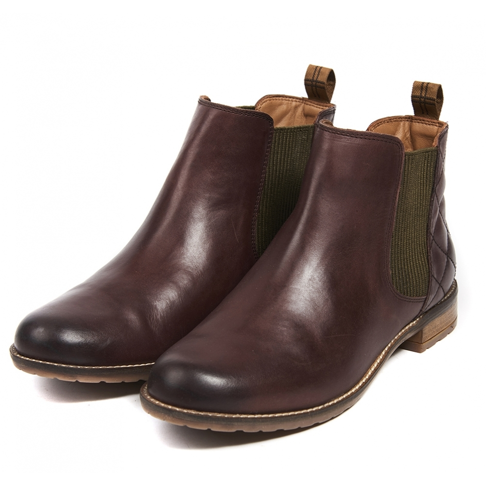 Barbour Abigail Womens Chelsea Boots