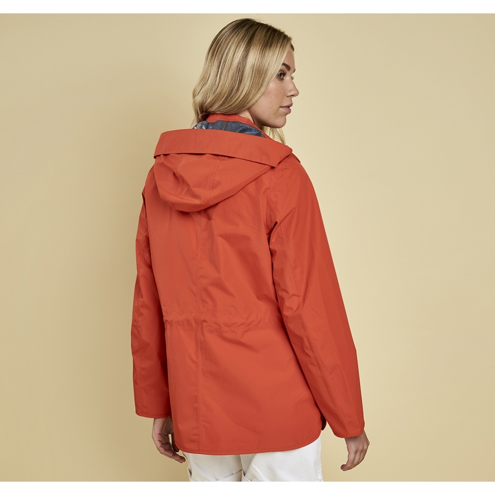 barbour barometer jacket