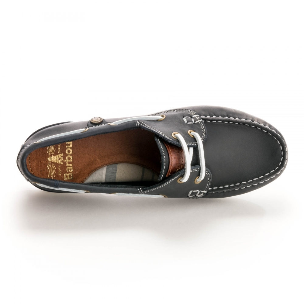 471a7c22 Barbour Bowline Womens Boat Shoes - Footwear from CHO Fashion and ...