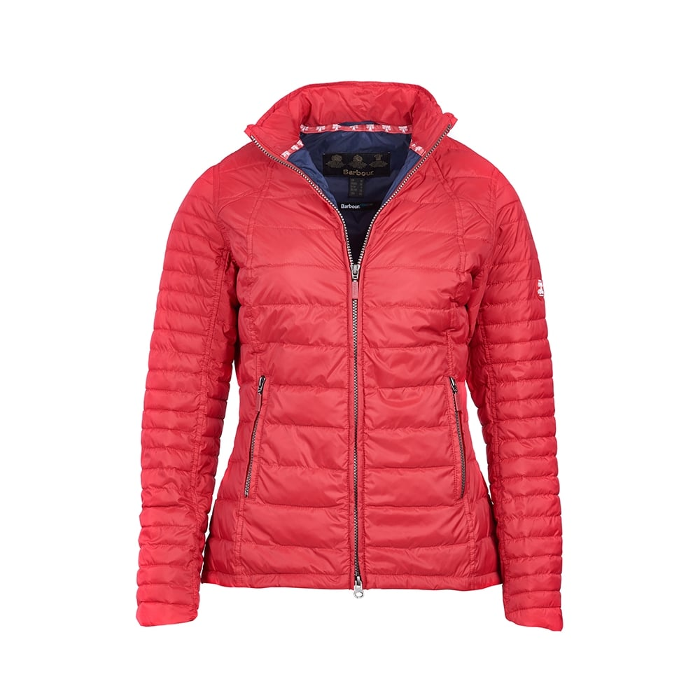 Barbour Chock Womens Quilt Jacket Womens From Cho