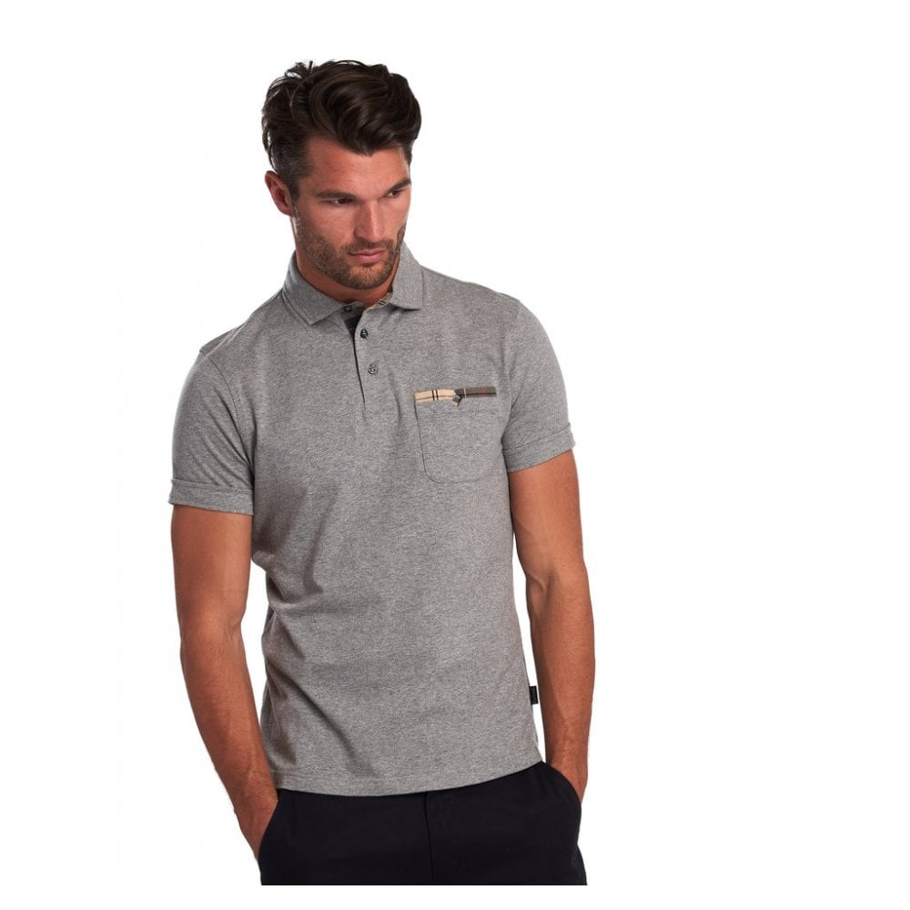 Barbour Barbour Corpatch Mens Polo Shirt