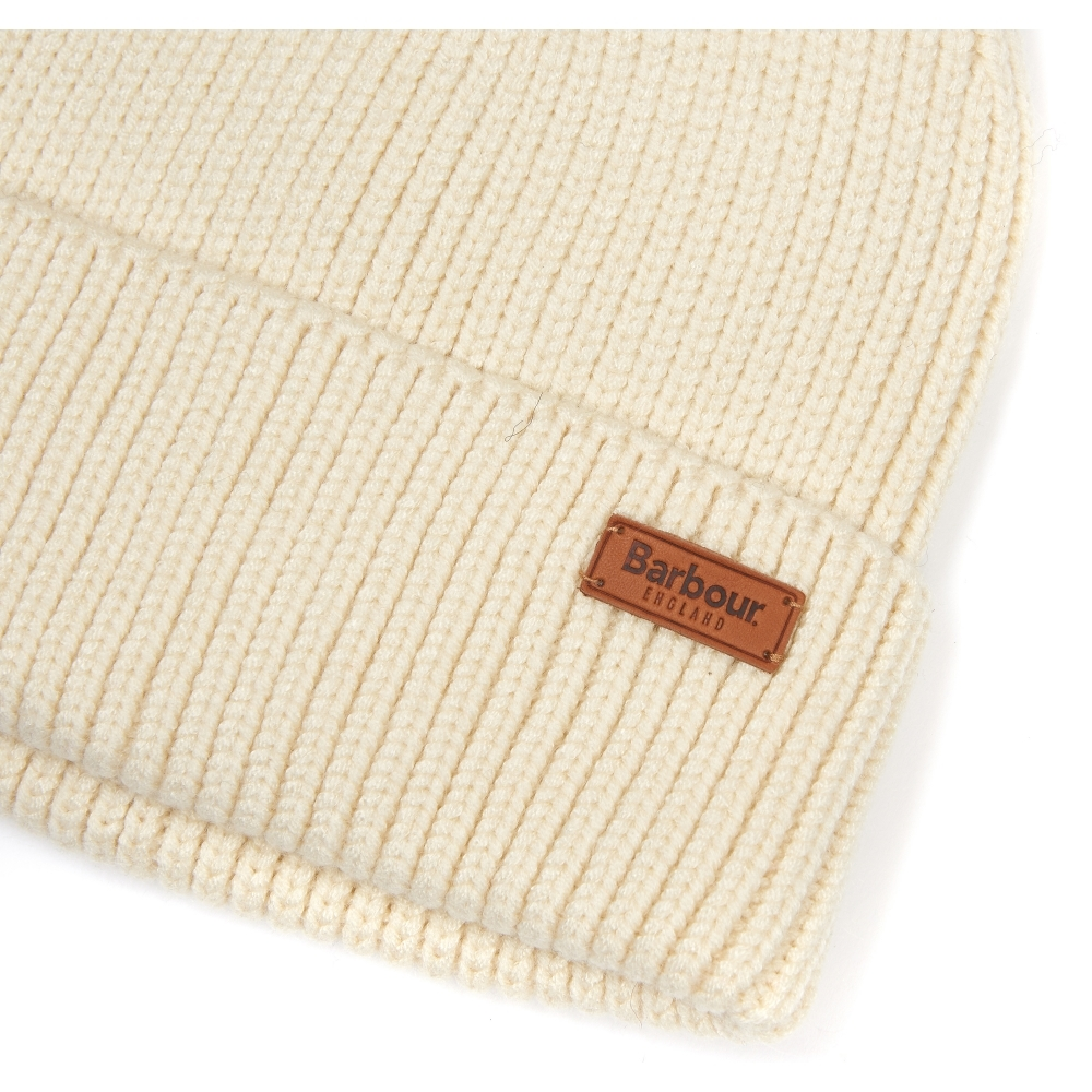 Barbour Dover Pom Womens Beanie - Accessories from CHO Fashion and ... d002c978fde
