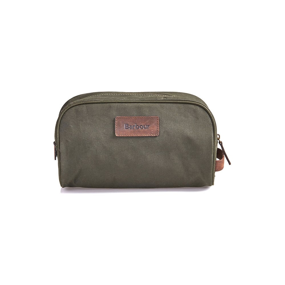 Mens Leather Toiletry Bag Uk   ReGreen Springfield fdb8f8cb7e