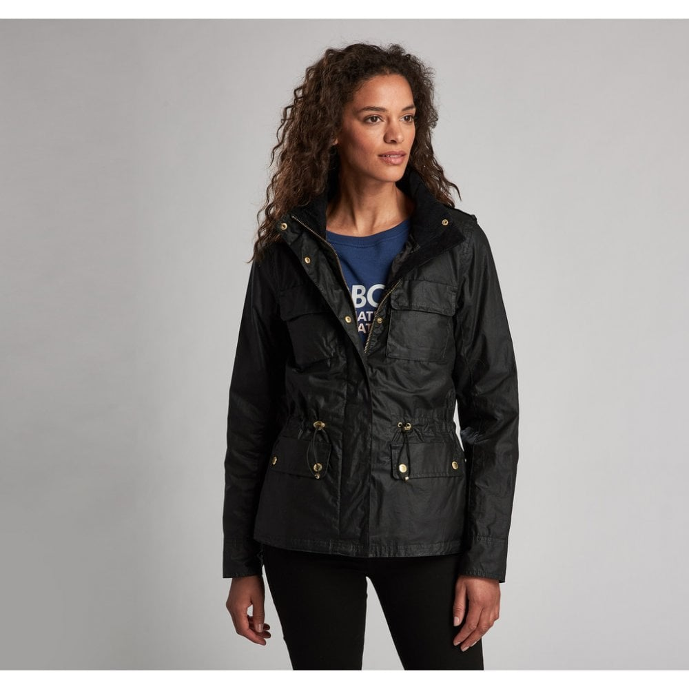 barbour international jacket women's